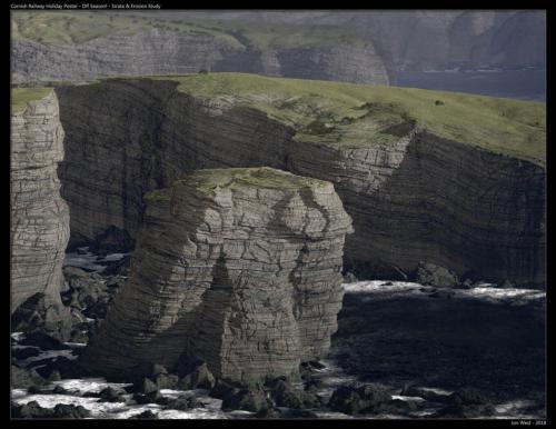 """Cliff"" By Jon West"