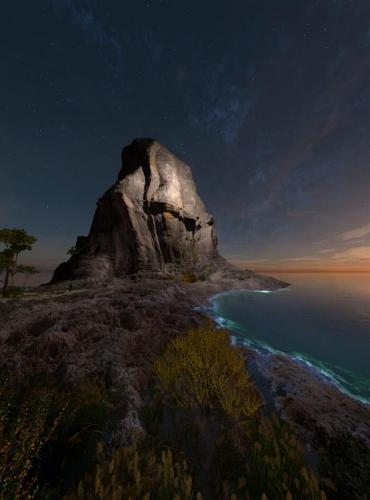"""Night Light"" By Pierre Chartier"