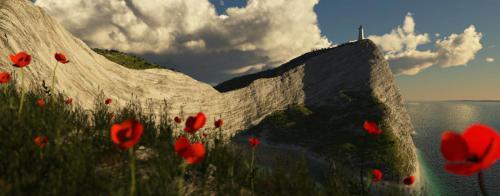 """White Cliff"" By Robert-Jan Kuipers"